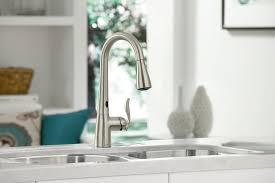 moen copper kitchen faucet kitchen faucet classy square kitchen faucet polished nickel