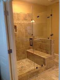 earth tone bathroom designs frameless glass shower door photo gallery precision glass earth