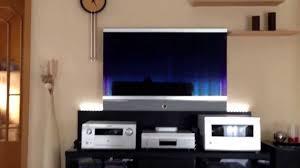 Wohnzimmer Kino Ideen Mein Wohnzimmer Heimkino Youtube