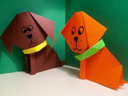 dusty dog origami youtube