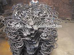 decorative wrought iron ornaments for fence buy wrought iron