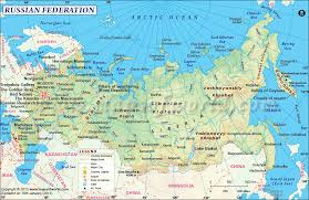 russia map russia map detailed map of russia