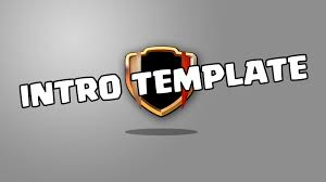 clash of clans wallpaper free clash of clans free hd intro template for your youtube channel