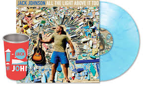 jack johnson all the light above it too all the light above it too preorder available now news jack