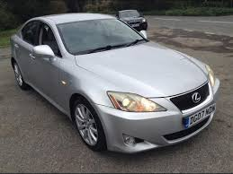 lexus is 250 se used 2007 lexus is 250 se superb drive for sale in farmoor sd