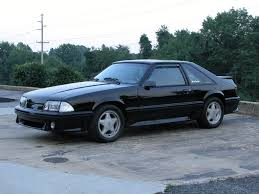 Black Mustang Lx 1993 Ford Mustang Information And Photos Zombiedrive