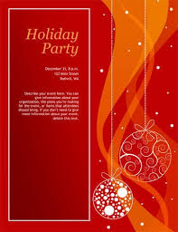 christmas party invitation templates free word orax info