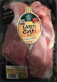 cuisine du lapin lapin entier du ch ti foie le lapin d artois 1 430 kg