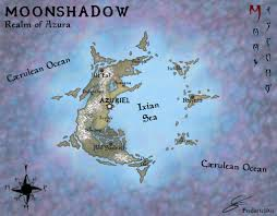Elder Scrolls Map Moonshadow Map By Fredoric1001 On Deviantart