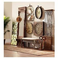 Home Decorators Colection Home Decorators Collection Baroness 71 In Iron Wood Wall Gate