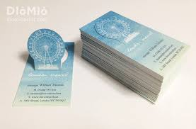 Fun Business Card Ideas Amusement Park Diomioprint