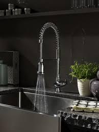 kitchen pull down faucet reviews giagni fresco pull down kitchen faucet reviews quality warranty