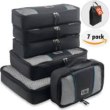 united baggage allowance coupons amazon com ubag travel packing cubes set of 6 travel packing