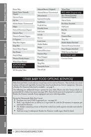 kosher for passover baby food k passover directory 2015 by k kosher issuu