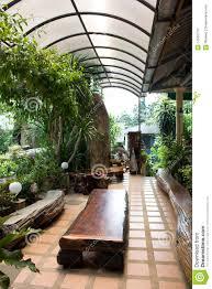 futuristic interior design ideas garden house 1440x1440