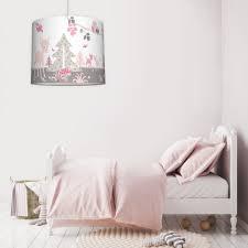 beige wand lshade children deer pink taupe beige wand design