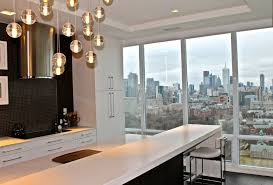 horrible globe mini pendant lights over kitchen island with small