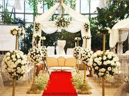 western wedding stage decoration 11102
