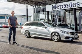 mercedes e 6 3 amg mercedes e63 amg estate used term test review 2015 by