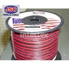 jsc 2455 0100 b r automotive zip cord 12 2 red black 100ft
