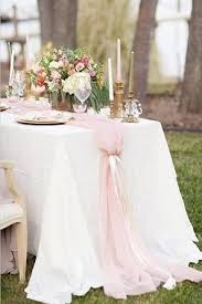 9 trending table runners for weddings mywedding
