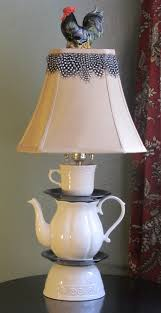 french country lamp by home craft designs diy pinterest