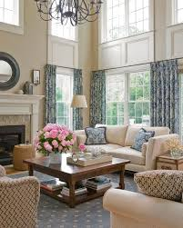 two story living room how to decorate arch in living room living room traditional with two