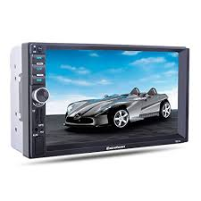 excelvan 7021g 7 u2033 hd bluetooth touch screen car stereo mp5 player