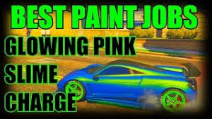 gta 5 online secret car colors neon gold 3 colors u0026 more