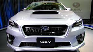 2015 subaru wrx wallpaper 2015 subaru wrx exterior and interior walkaround 2014 montreal
