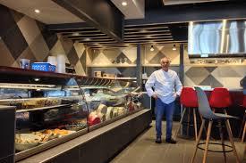 restaurant concept design st leonard deli adds butcher to table restaurant eater montreal