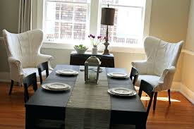dining room table decor ideas decorating dining room table for christmas ideas kitchen spring