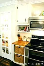 kitchen counter storage ideas wondrous kitchen storage ideas wondrous kitchen storage ideas our