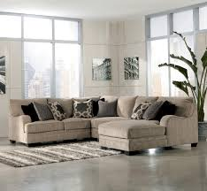 Right Sectional Sofa Signature Design By Katisha Platinum 4 Sectional