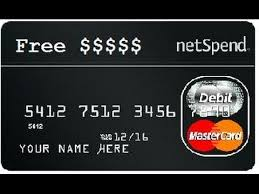 free prepaid debit card netspend explanation instantly earn 20 for free on your