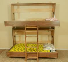 Bed Designs Plans by How To Make Fold Up Bunk Beds Latitudebrowser
