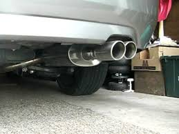 2013 ford fusion exhaust ford fusion magnaflow exhaust