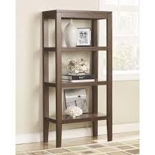 ashley furniture curio cabinet deagan pier cabinet in dark brown t334 11 ashley ashley with regard