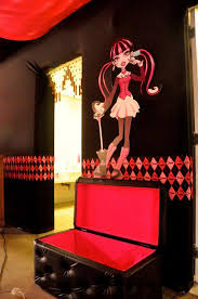 Monster High Room Decor Ideas Kara U0027s Party Ideas Monster High Party Planning Ideas Supplies Idea