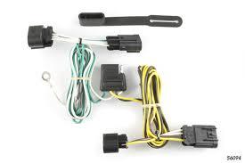 chevy equinox 2010 2017 wiring kit harness curt mfg 56094