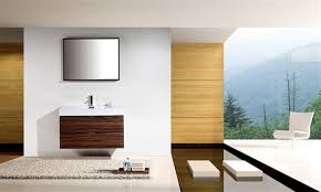 Modern Bathroom Vanity Sets by Wade Logan Tenafly 40