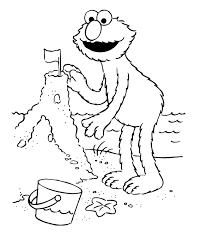 elmo coloring pages free u2013 color pages coloring pages kids