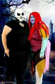 Sally Halloween Costume Adults Jack Sally Couples Halloween Costume