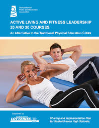 active living and fitness leadership 20 30 sharing plan by