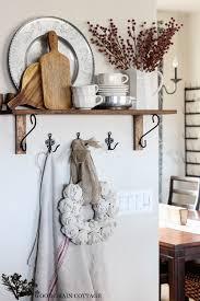 kitchen mantel decorating ideas decorating kitchen shelves gen4congress com
