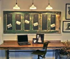 Wall Decor Ideas For Office 30 Modern Wall Decor Ideas Recycling Old Wood Doors For Unique