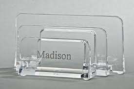 White Lucite Desk Personalized Lucite Desk File Sorter U2013 Villa Decor Design U0026 Style