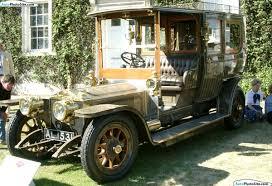 roll royce limousine car rolls royce 40 50 silver ghost limousine 1910 03