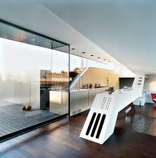 futuristic homes interior futuristic homes by dwell magazine interior design magazines