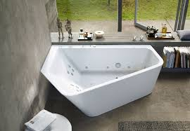 a new bathtub design that is for two contemporist